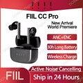 Новый Arrivial електронный CC Pro Наушники-вкладыши TWS Bluetooth 5,2 двойной Bluetooth Шум шумоподавления True Беспроводной наушники быстрой зарядки ANC ENC гарн...