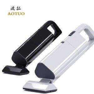 12V USB литиевая Батарея Беспроводной пылесос используется в домашнем хозяйстве, автомобильный пылесос для сухой и влажной уборки, двухцелевы...