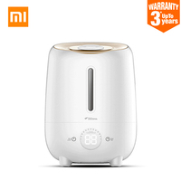 Xiaomi 3L Ultrasonic Atomization Air Humidifie Touch Screen Temperature Control Humidification Mini Office 2-in-1 Aromatherapy