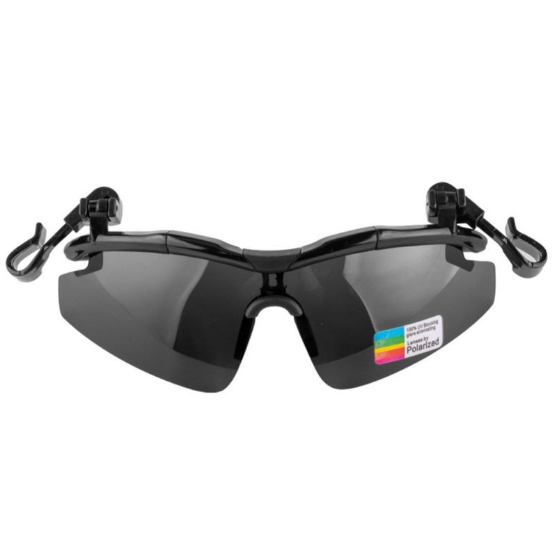 Polarized Clip-on Sunglasses Anti-Glare Glasses For Sports Skiing Cycling Golf