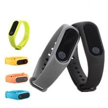 Bluetooth Smart Watch M2 Heart Rate Blood Monitor Smartband pk Mi Band 4 Fitness Tracker Men sport Smartband For iOS  Andriod x9 bluetooth 4 0 heart rate monitor smartband tpu strap black