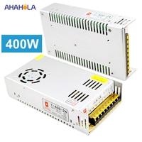 Aluminum Switching Power Supply 12v 24v 400w Smps Light Source AC 220 v to 12 v 24v DC Power Supply Transformer Power Supplies