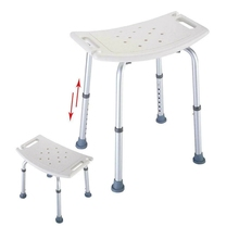 Bath-Chair Height-Adjustable Bench-Stool-Seat Elderly Non-Slip 6-Gears Environment-Product