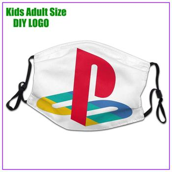 PS Playstation-Logo iphone 11 7 Sr Pro Max Case Mondmaskers Wasbaar Crocs Dog Toys Curtains Ps4 Controller Washable Airpod Case image