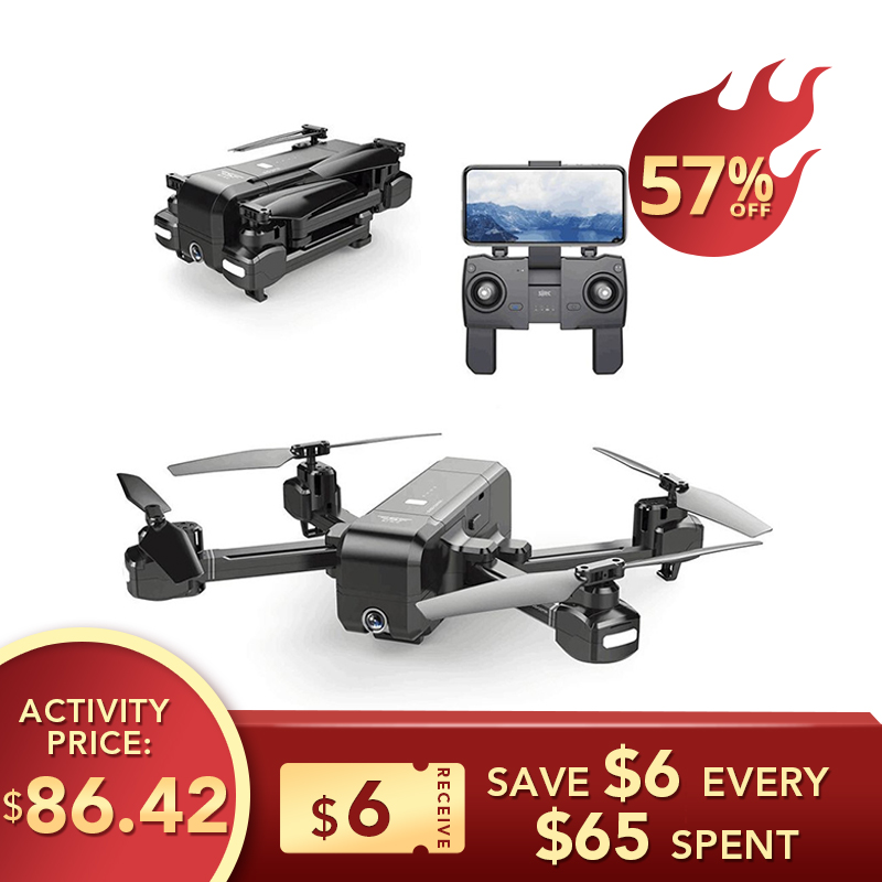 Helicopter Camera Hold-Follow Altitude XS812 Sjrc Z5 Drone-2.4g/5g Visuo GPS Wifi
