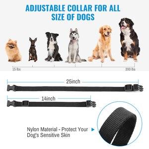 Image 5 - Petrainer 998DRB 1 Hund Ausbildung Kragen mit Wireless Fernbedienung, Einstellbar E Kragen