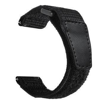 Sport Nylon watch strap For Samsung Gear S 3 frontier/classic galaxy watch 46mm strap 22mm watch band bracelet huawei watch gt2E