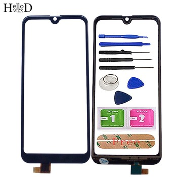 Mobile Touch Screen For Archos Oxygen 57 Touch Screen Digitizer Panel Front Glass TouchScreen Lens Sensor Tools 3M Glue Wipes mobile touchscreen touch screen for homtom s12 touch screen digitizer sensor front glass touch panel sensor 3m glue