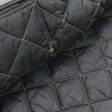 Pre-sale (The First Batch Ship August) Bur Ta Velvet Diamond Plaid Cotton Coat Winter Clothes for Girls  Boys Coats