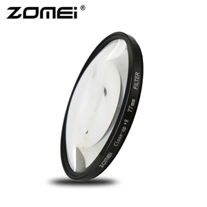 Image 2 - Zomei マクロクローズアップレンズフィルター + 1 + 2 + 3 + 4 + 8 + 10 光学ガラスカメラフィルター 40.5/49/52/55/58/62/67/72/77/ 82 ミリメートル一眼レフ
