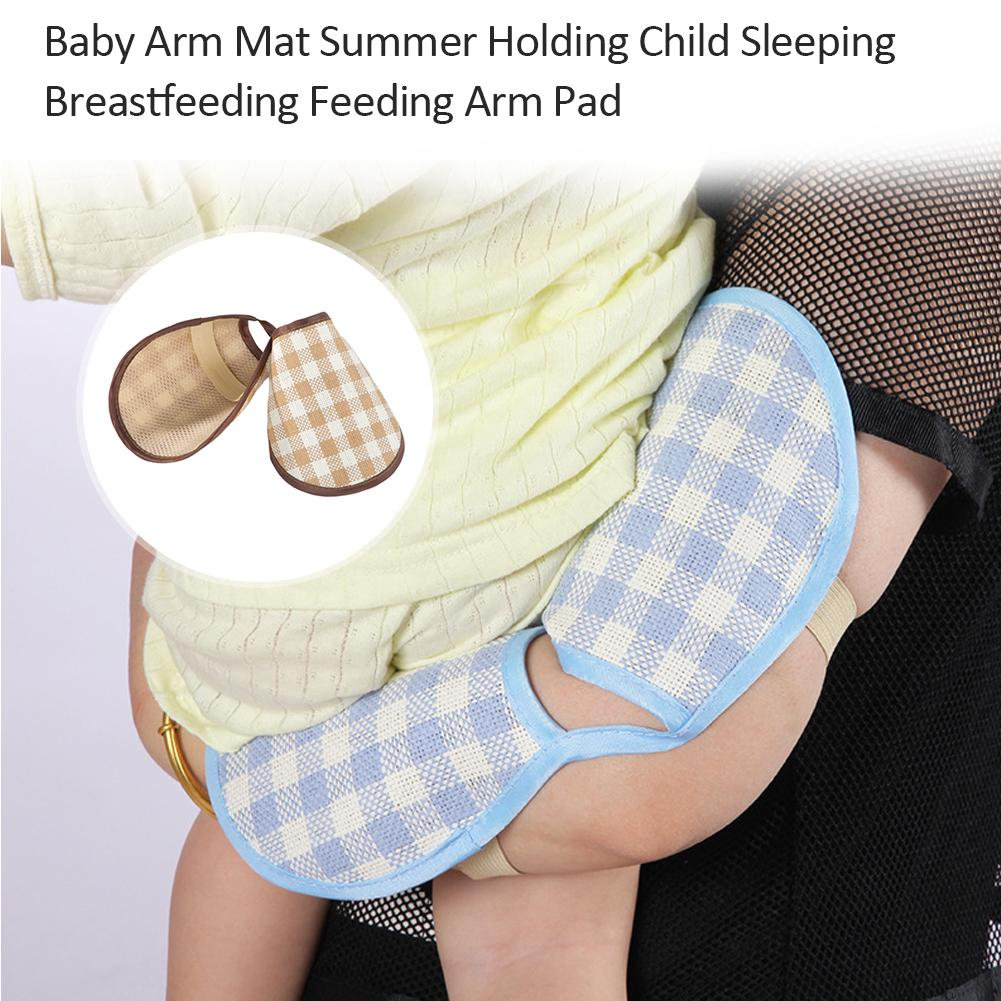 Baby Arm Mat Summer Holding Child Sleeping Breastfeeding Feeding Arm Pad Baby Summer Viscose Fiber Sleeve Arm Pillow