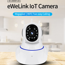 EWeLink APP Camera Smart IOT HD Camera Reomotely Viewing 720P One Million Pixel