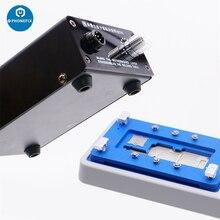 MIJING CH5 Intelligente Schicht Schweißen Plattform für iPhone X XS XSMAX Basisband Kleber Entfernung für iPhone Reparatur A11 A12 CPU chip HHD