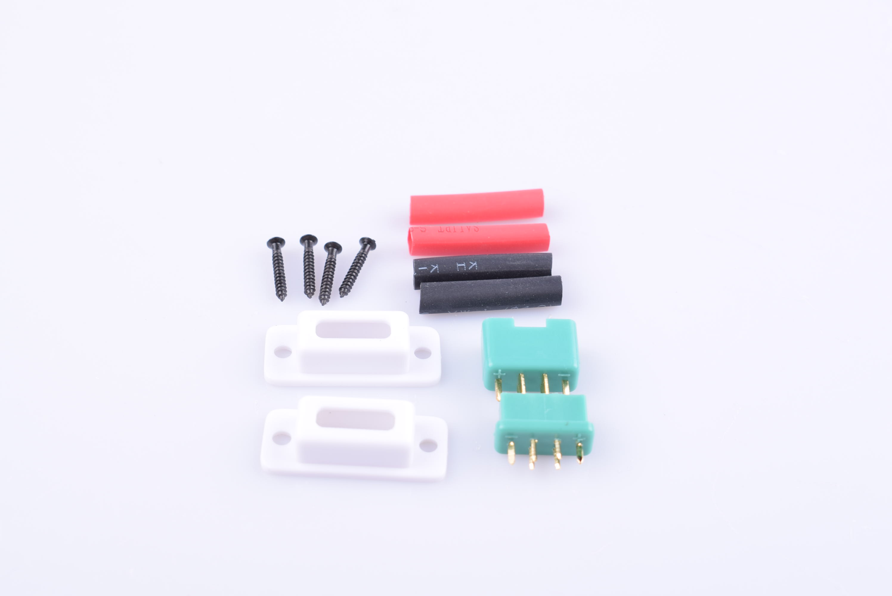 10 pairs MPX Multiplex Connector S plug 6 Pin Gold Pin 30Amp RC Lipo Battery US