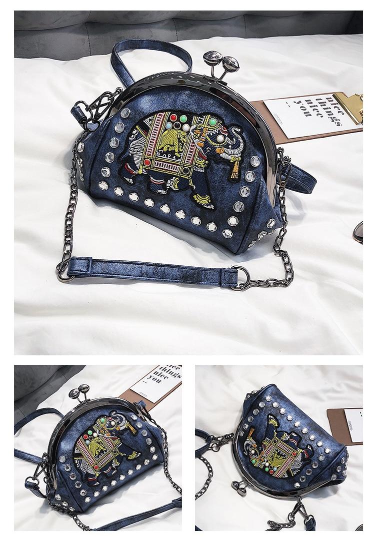 women's handbags kiss lock bag bags (13)