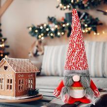 Christmas Gnome Faceless Elf Doll Merry Christmas Decoration For Home Christmas Decor Ornament New Year Gift Navidad Natal 2022
