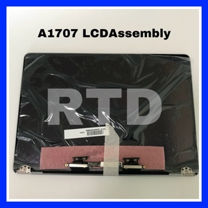 "Replacement New Grey Silver full A1707 LCD Display Assembly 2016 2017 for Macbook Pro Retina 15"" A1707 LCD Screen Assembly(China)"