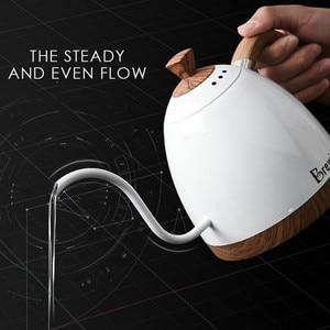 Image 5 - 1 шт. Brewista Artisan постоянная температура, 600 мл гусиная шея, Вариатор с контролем температуры, чайник, кофейник