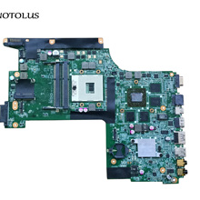 Top quality FOR HP 17-1000 For ENVY 17 motherboard 660202-001 laptop