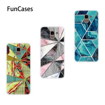 Colorful Soft Silicone Case For Samsung S8 Plus Fundas S8+ J6 2018 cover J5 2017 S9 Plus Samsung S10 Lite Galaxy J4 S8 J7 J3 image