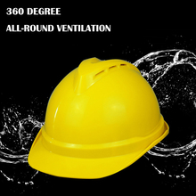 ABS Construction Safety Helmets…