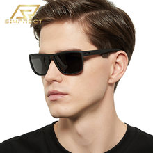 Simprect tr90 эластичность поляризационные очки солнцезащитные