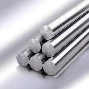 Image 1 - M5 1PC Metric 304 Stainless Steel Round Bar Round Ground Shaft Rod 100mm long