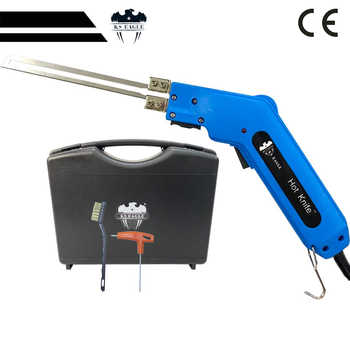 Hot Knife Kits With 15 cm Blade Foam Cutting Tools Heated Fabric Cutting Machine With 3 M Cords 150 W - DISCOUNT ITEM  62 OFF Tools