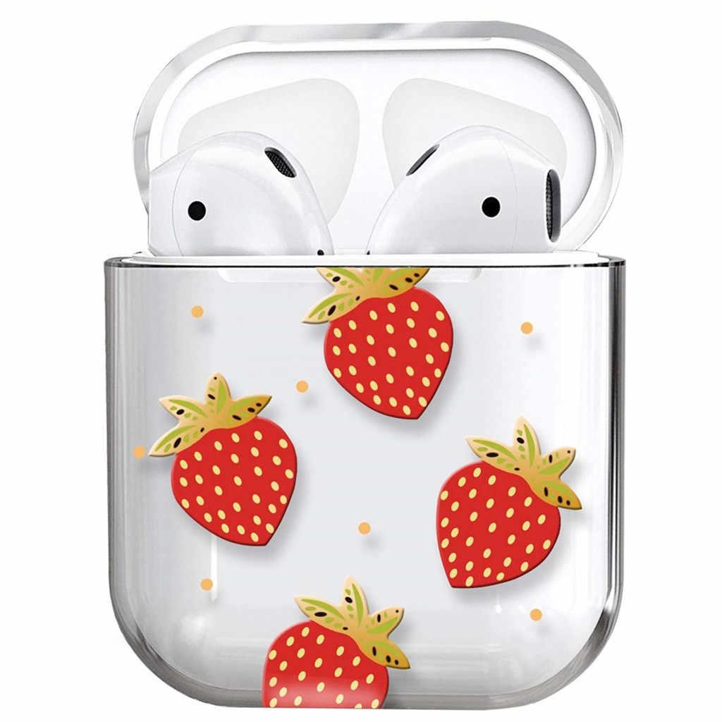 Carprie Cute Clear Smooth Tpu Case For Airpods Accessories