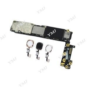 Image 3 - Orijinal unlocked iphone 6 anakart olmadan/ile dokunmatik kimliği iphone 6 4.7 inç için mantık panoları IOS tam fonksiyonlu