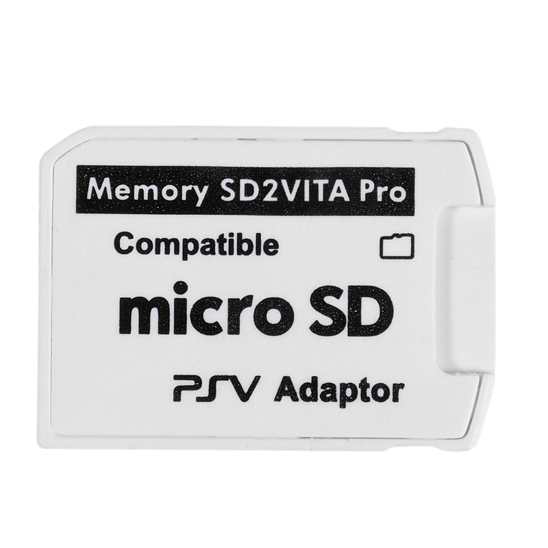 Version 6.0 SD2VITA For PS Vita Memory TF Card For PSVita Game Card PSV 1000/2000 Adapter 3.65 System SD Micro-SD Card R15