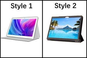 "Image 2 - מקרה לteclast M30 10.1 ""Tablet Pc Stand מקרה 10.1 אינץ stand עור מפוצל כיסוי עבור 2019 Teclast M30 + מתנות"