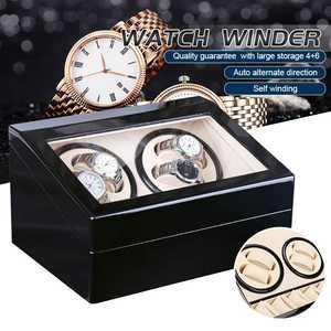 Jewelry-Winder-Box Winders Watch-Display Collection Automatic Storage-Box Mechanical-Watch