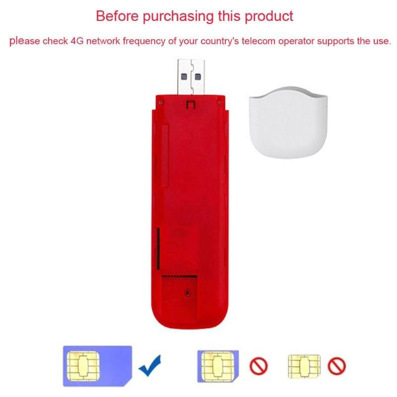 Разблокированный 3g WCDMA 4G FDD LTE USB модем роутер сетевой адаптер 100 Мбит/с USB ключ U1JA