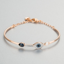 High quality SWA1; 1 best material. Charming Lady Devil Eye Bracelet