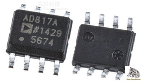 5pcs / lot op 162gsz, 15MHz gain bandwidth product, 8-pin SOIC package
