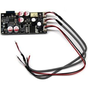 Image 1 - ロスレスワイヤレスオーディオbluetoothレシーバー5.0デコードボードdac 16Bit 48 125khzアンプdiyスピーカー