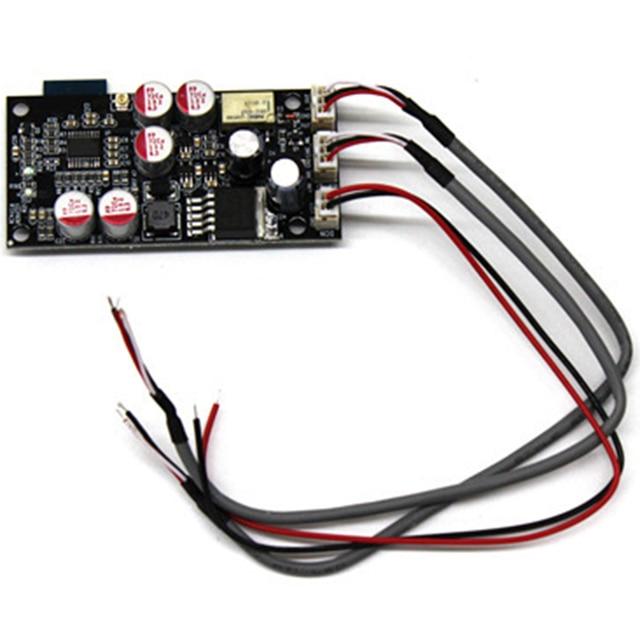 ロスレスワイヤレスオーディオbluetoothレシーバー5.0デコードボードdac 16Bit 48 125khzアンプdiyスピーカー