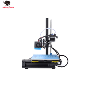 Image 4 - 3D Printer S200 New Fully Assembled with Heated 180 x 180 x 180 mm Build Plate + MicroSD Card Preloaded with Printable 3D Models