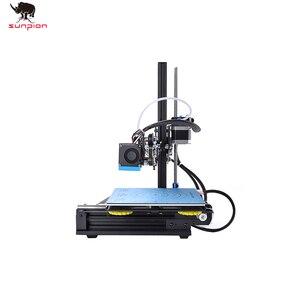 Image 4 - 3D 프린터 S200 가열 된 180x180x180mm 빌드 플레이트 + MicroSD 카드로 완전 조립 된 인쇄 가능한 3D 모델로 미리 장착 된