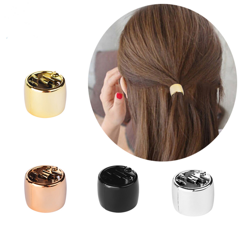 Women Hairdress Hair Clips Mini Hairpins Cute Ties Crabs Claws Ponytail Hold Clamp Hair Accessories Hairclips