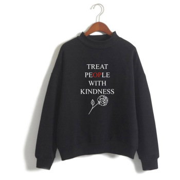 Harry Styles Sweatshirt Casual 2020 Harry Styles Clothes  Women Oversized Hoodie Treat People with Kindness Sweatshirt Women harry styles harry styles harry styles 180 gr