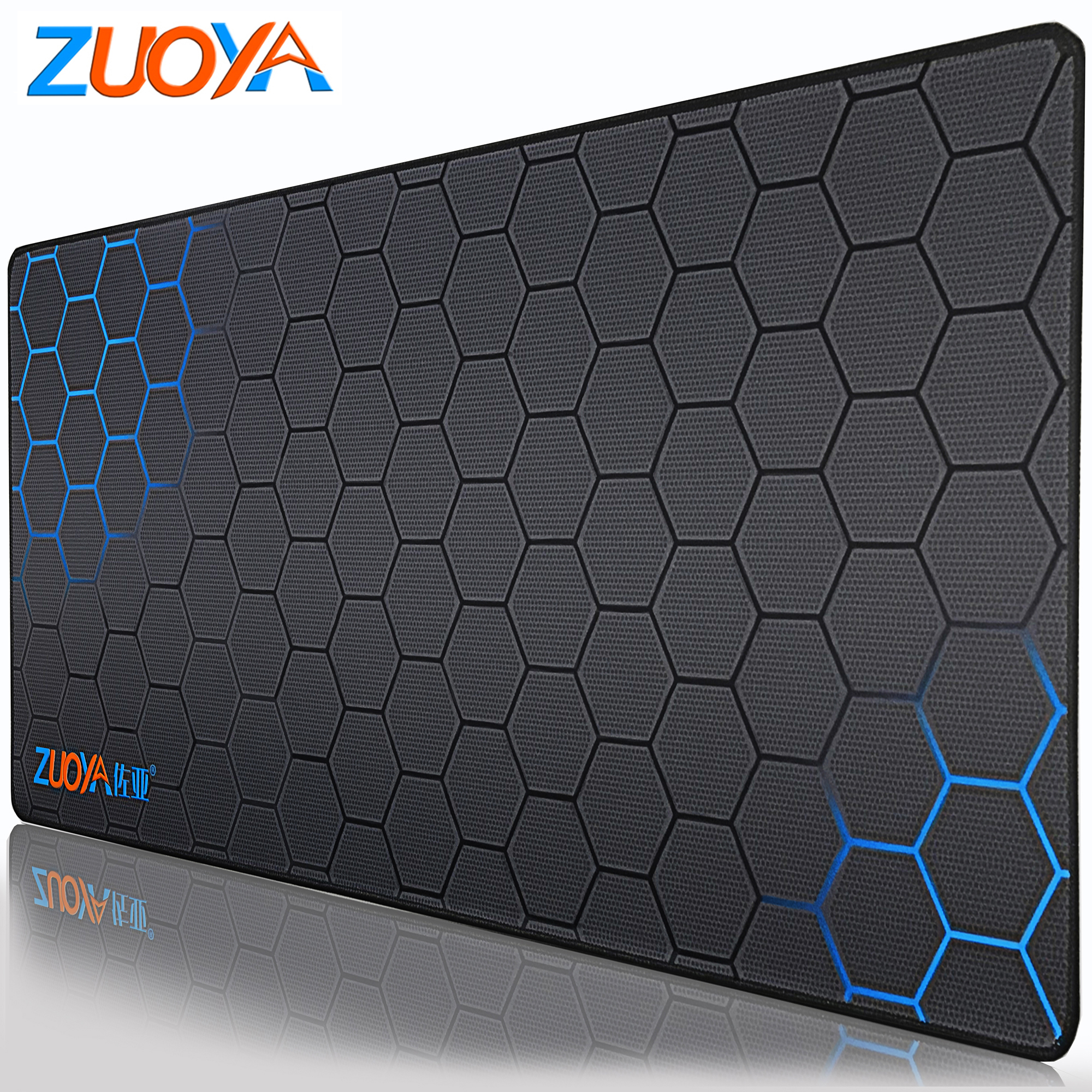 Extra Large <font><b>Gaming</b></font> <font><b>Mouse</b></font> Pad Gamer Computer Big <font><b>Mouse</b></font> Mat Locking Edge Speed <font><b>Mousepad</b></font> <font><b>Keyboard</b></font> Desk Mat Anti-slip Natural Rubber image