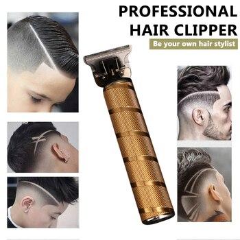 KM-T9 Tondeuse Men Tondeuse Kapper Machine Afwerking Haar Knippen Kit Baard Trimmer Razor Edge kemei Hair Clipper hair cutting фото