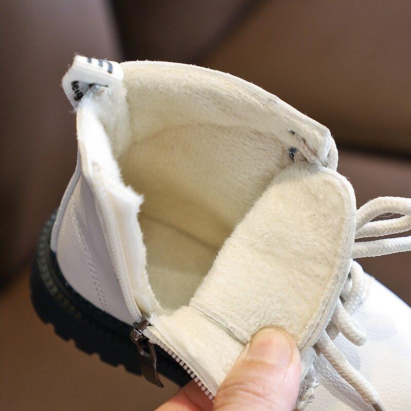 inverno das criancas tornozelo botas de inverno 02
