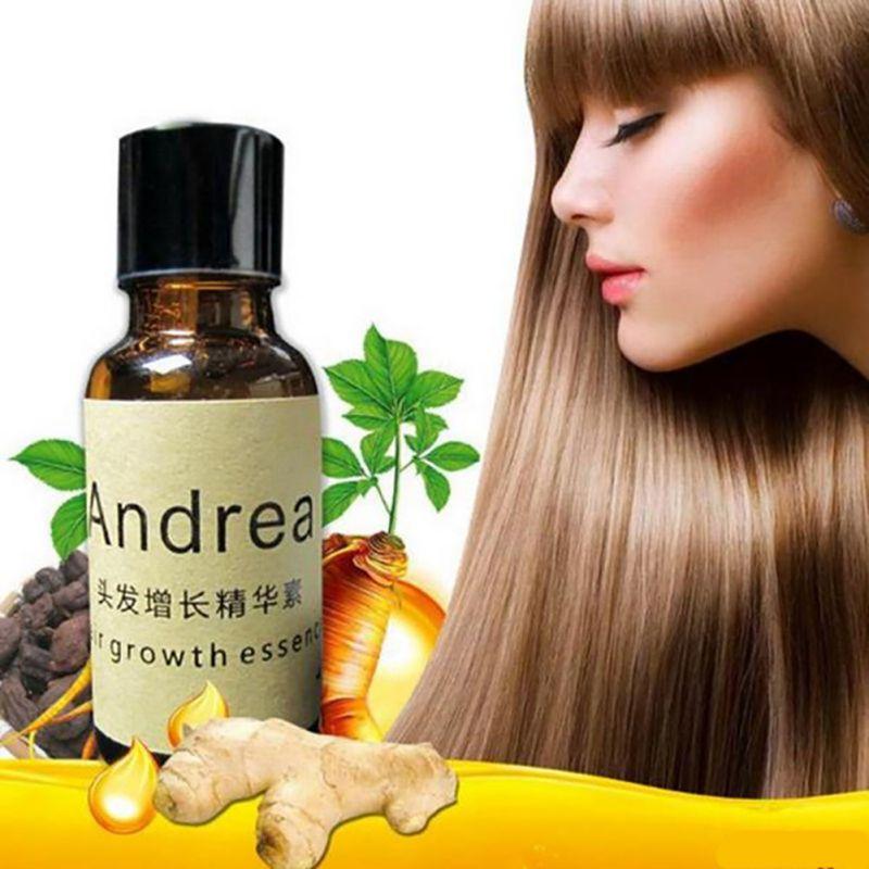 Fast Sunburst Andrea Fast Hair Growth Pilatory Essence Human Hair Oil Baldness Anti Hair Loss Serum