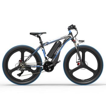 MX3 8 Elite 26 Inch Mountain Bike 48V 15Ah Powerful Battery 7 Speed E bike Power