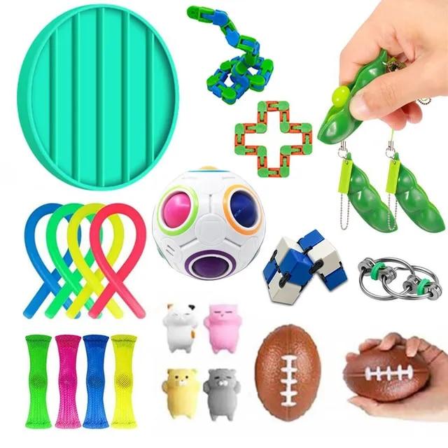Autism sensory toys