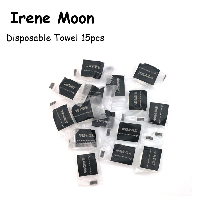 Makeup Disposable Towel Compressed Portable Lint Free Cotton Towel Facial Towel Cleaning Tissue Suitable For Facial Care & Trip