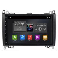 DSP IPS Android 9.0 4G 64G Car GPS For Mercedes Benz B200 Sprinter B class W245 B170 W209 W169 radio stereo no dvd player